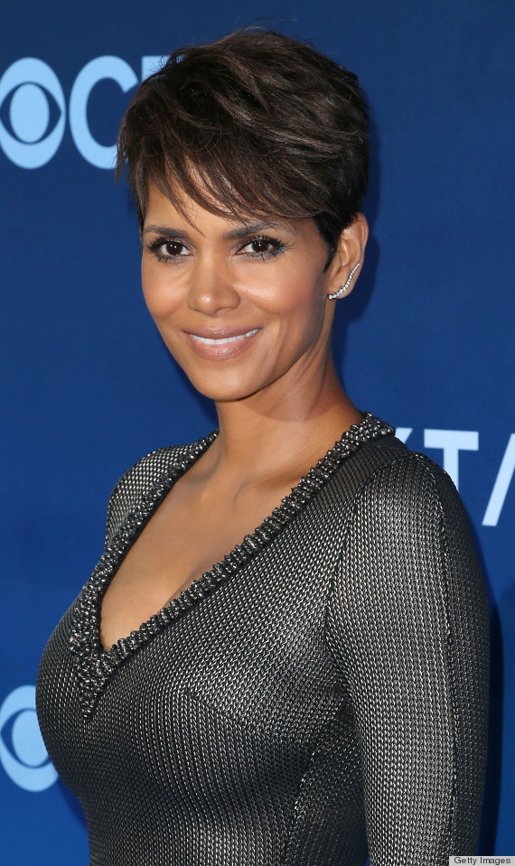 Halle Berry Backgrounds, Compatible - PC, Mobile, Gadgets| 570x959 px