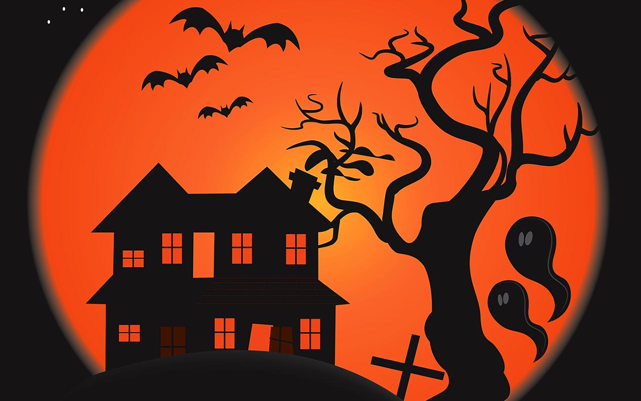 HQ Halloween Wallpapers | File 90.16Kb