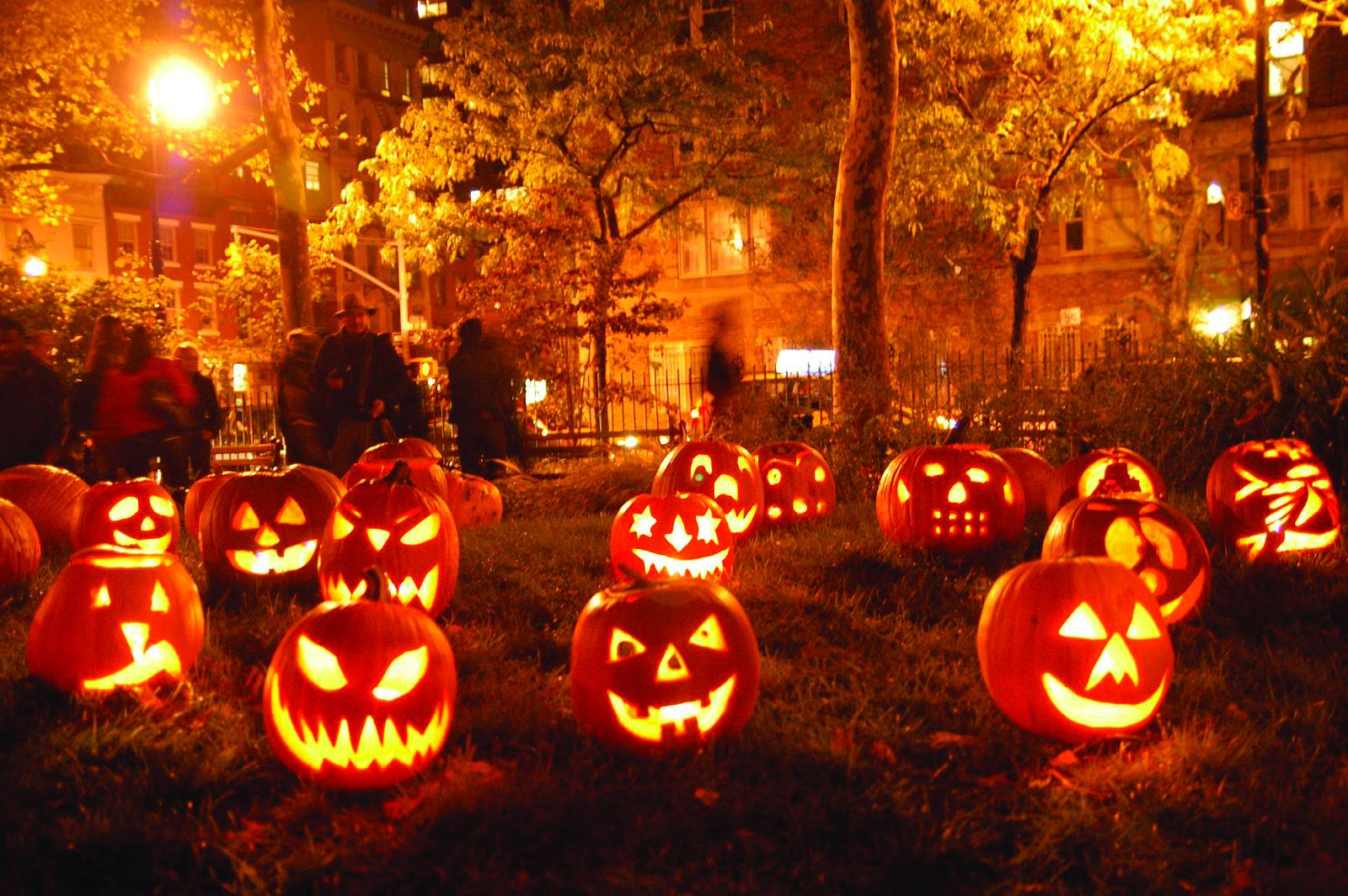 Halloween Backgrounds on Wallpapers Vista