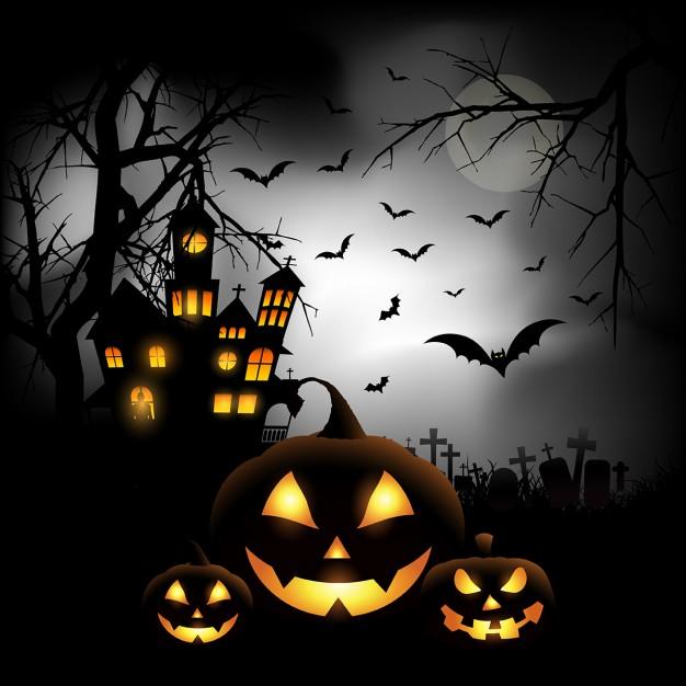 Nice Images Collection: Halloween Desktop Wallpapers