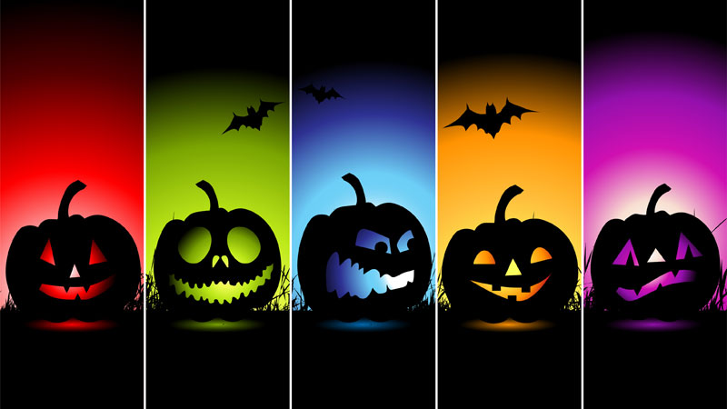 HD Quality Wallpaper | Collection: Artistic, 800x450 Halloween