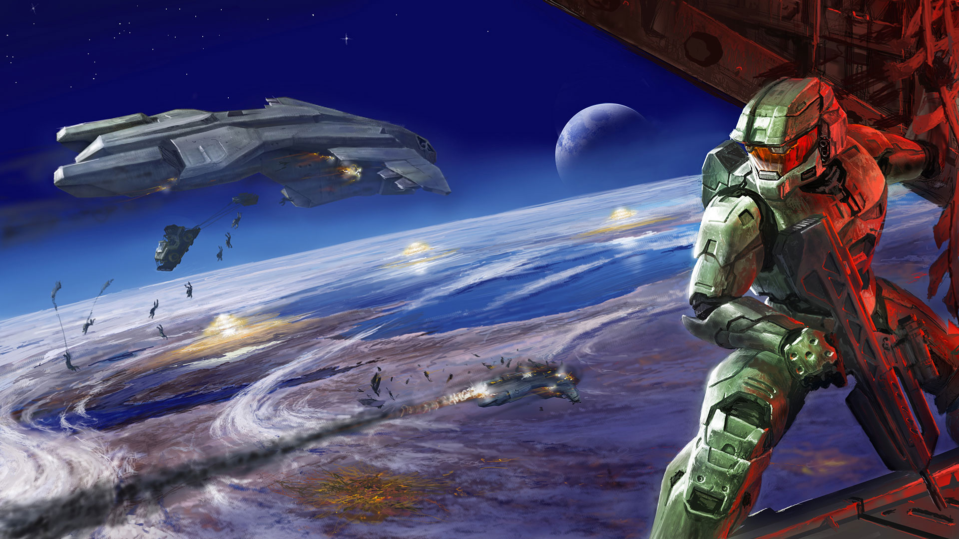 Nice wallpapers Halo 2 1920x1080px
