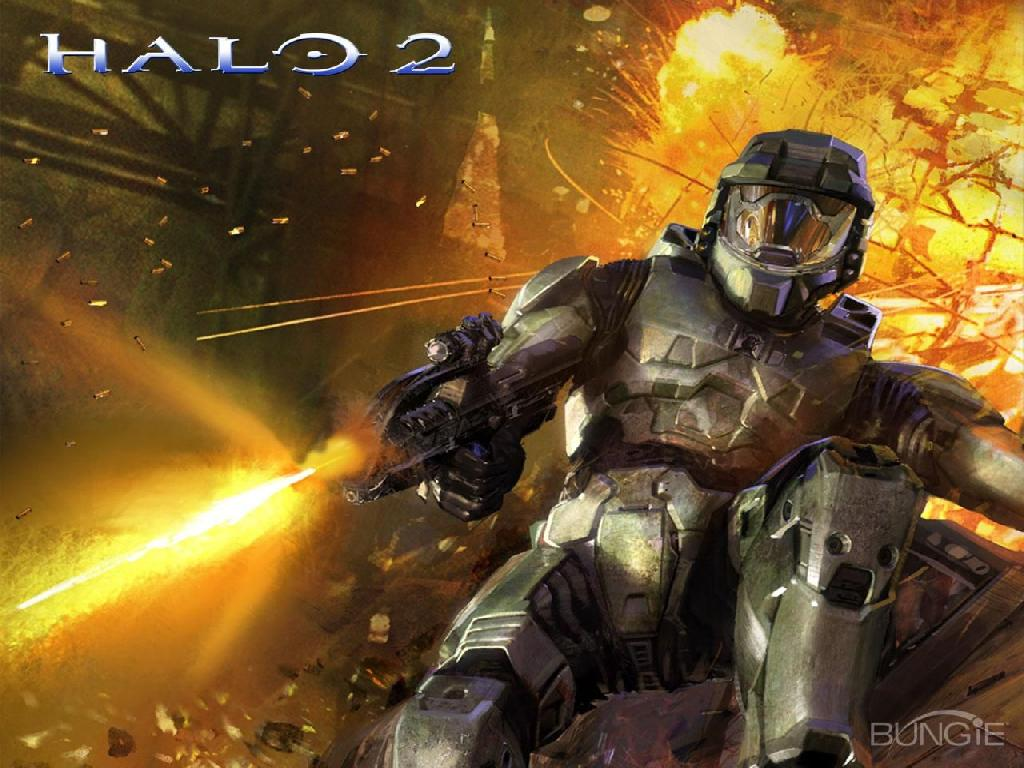 HQ Halo 2 Wallpapers | File 116.26Kb