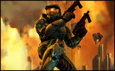 Halo 2 Backgrounds on Wallpapers Vista