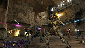 Nice Images Collection: Halo 2 Desktop Wallpapers