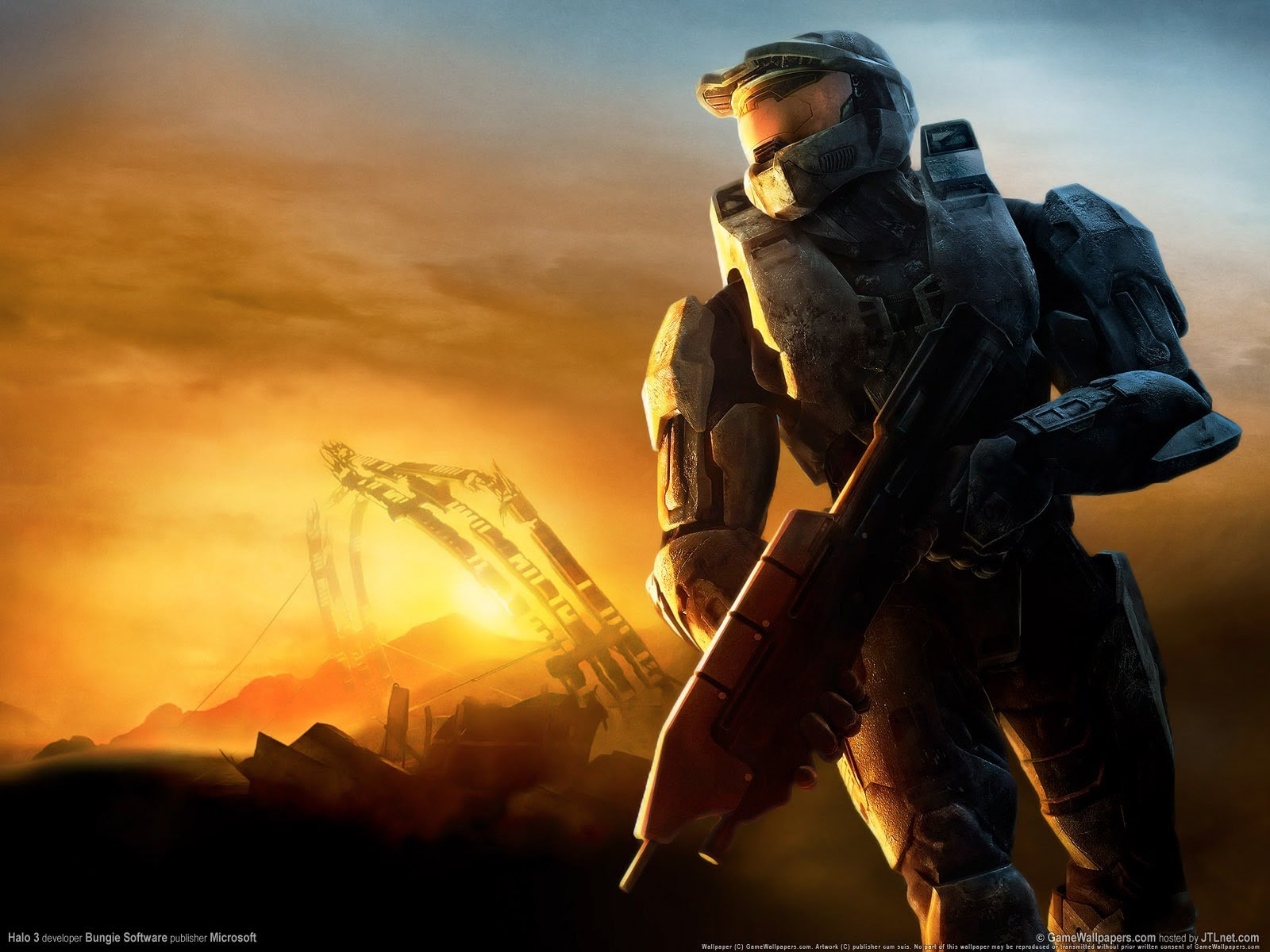 Nice wallpapers Halo 3 1600x1200px