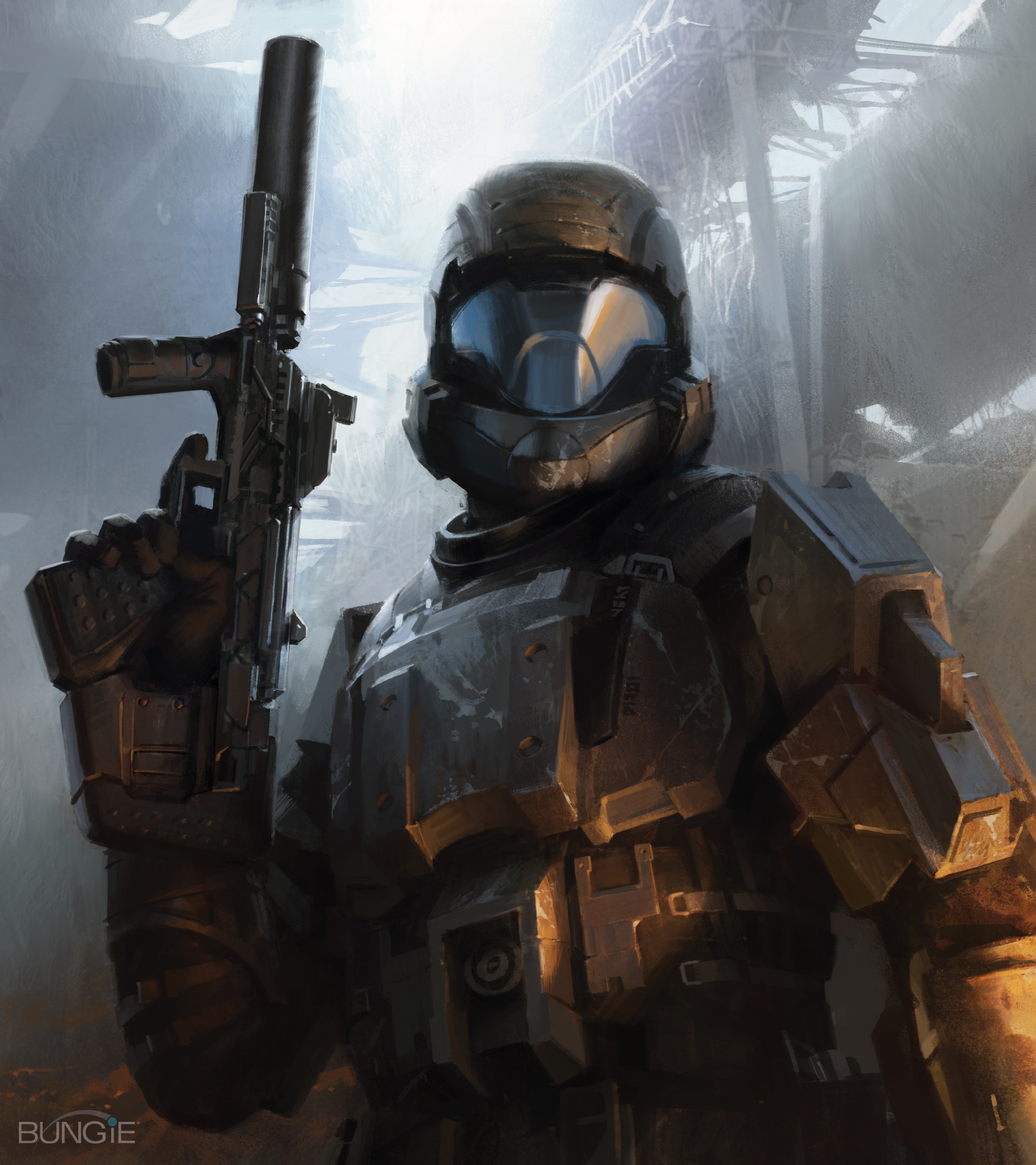 Halo 3: ODST HD wallpapers, Desktop wallpaper - most viewed