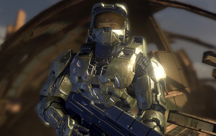 HD Quality Wallpaper | Collection: Video Game, 700x441 Halo 3
