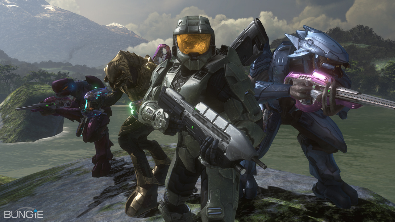 Halo 3 Pics, Video Game Collection