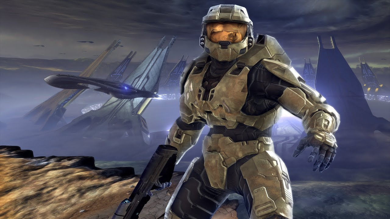 Nice Images Collection: Halo 3 Desktop Wallpapers