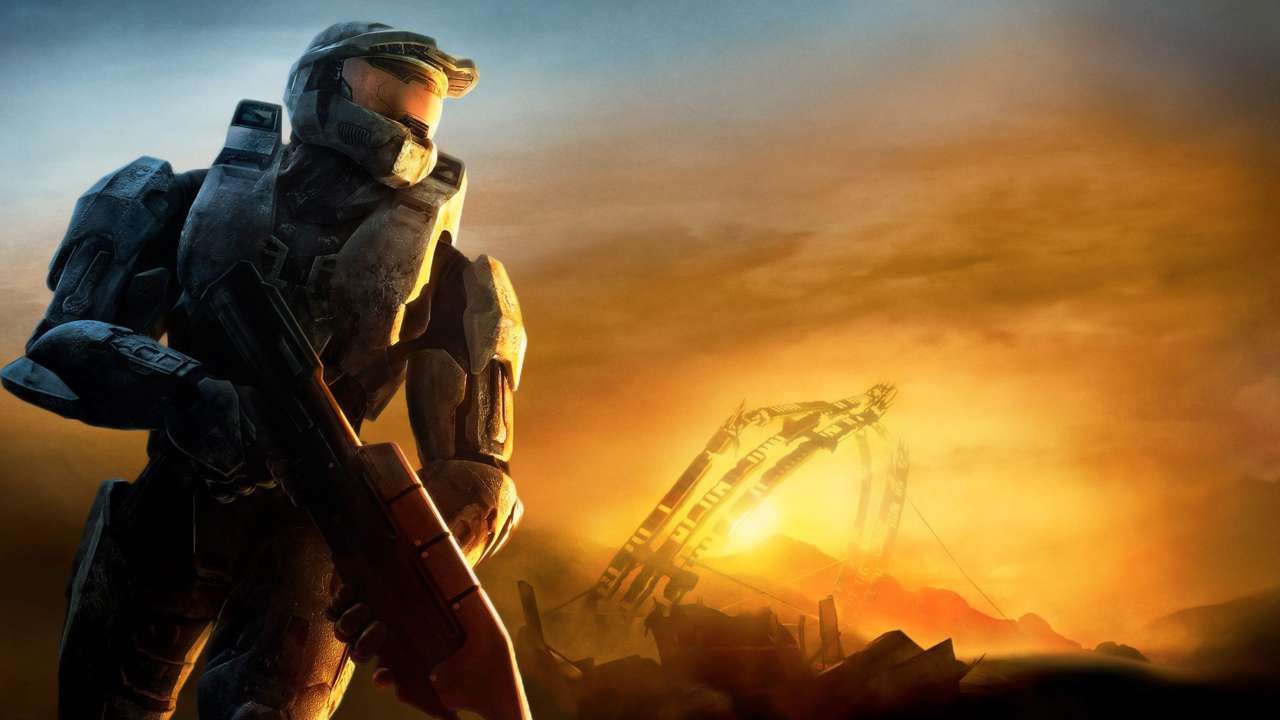 HD Quality Wallpaper | Collection: Video Game, 1280x720 Halo 3