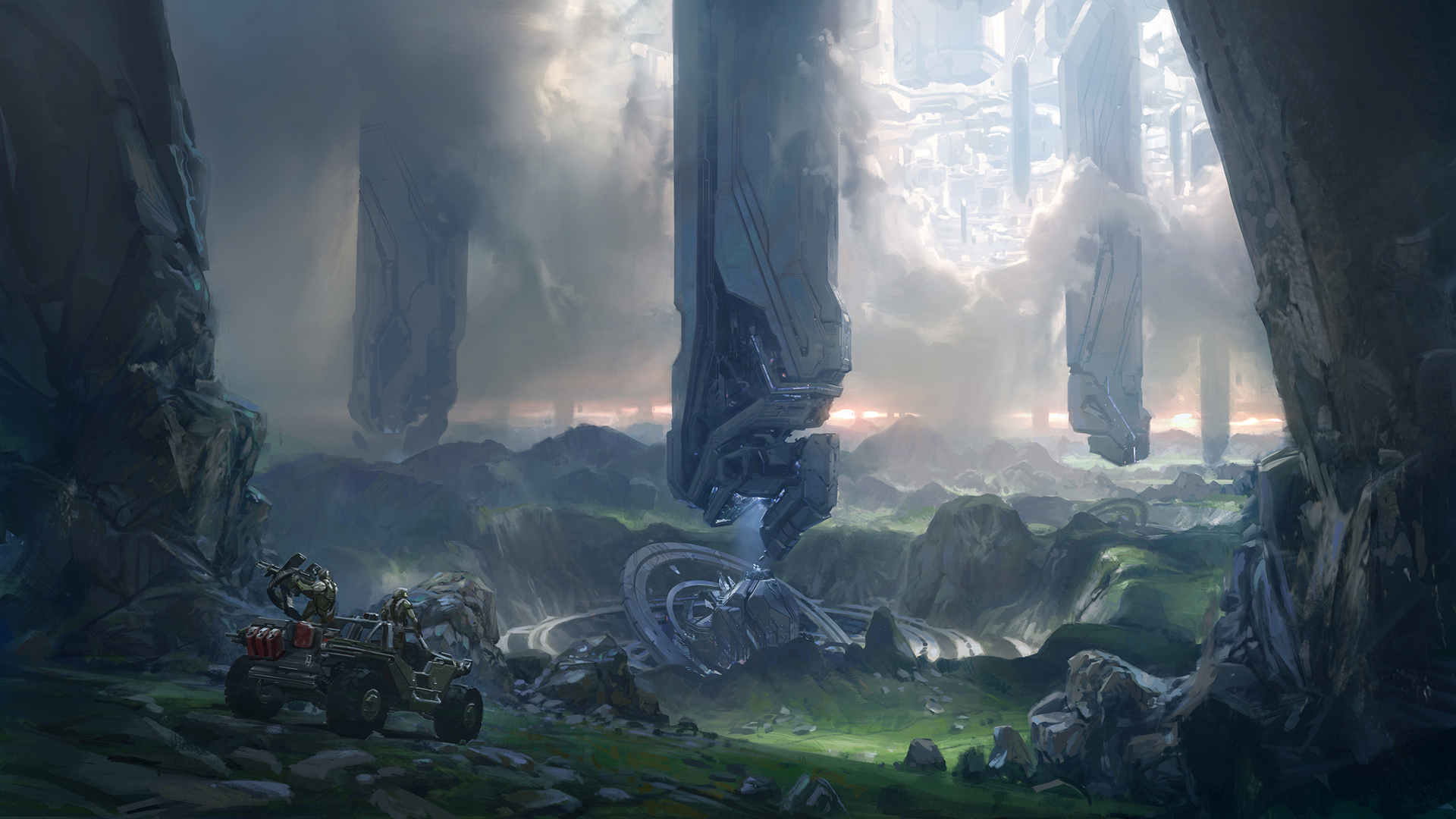 Nice Images Collection: Halo 4 Desktop Wallpapers
