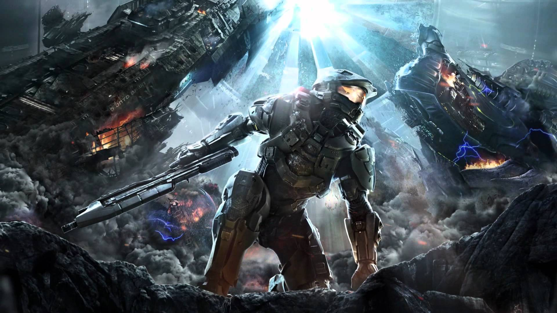 Halo 4 HD wallpapers, Desktop wallpaper - most viewed