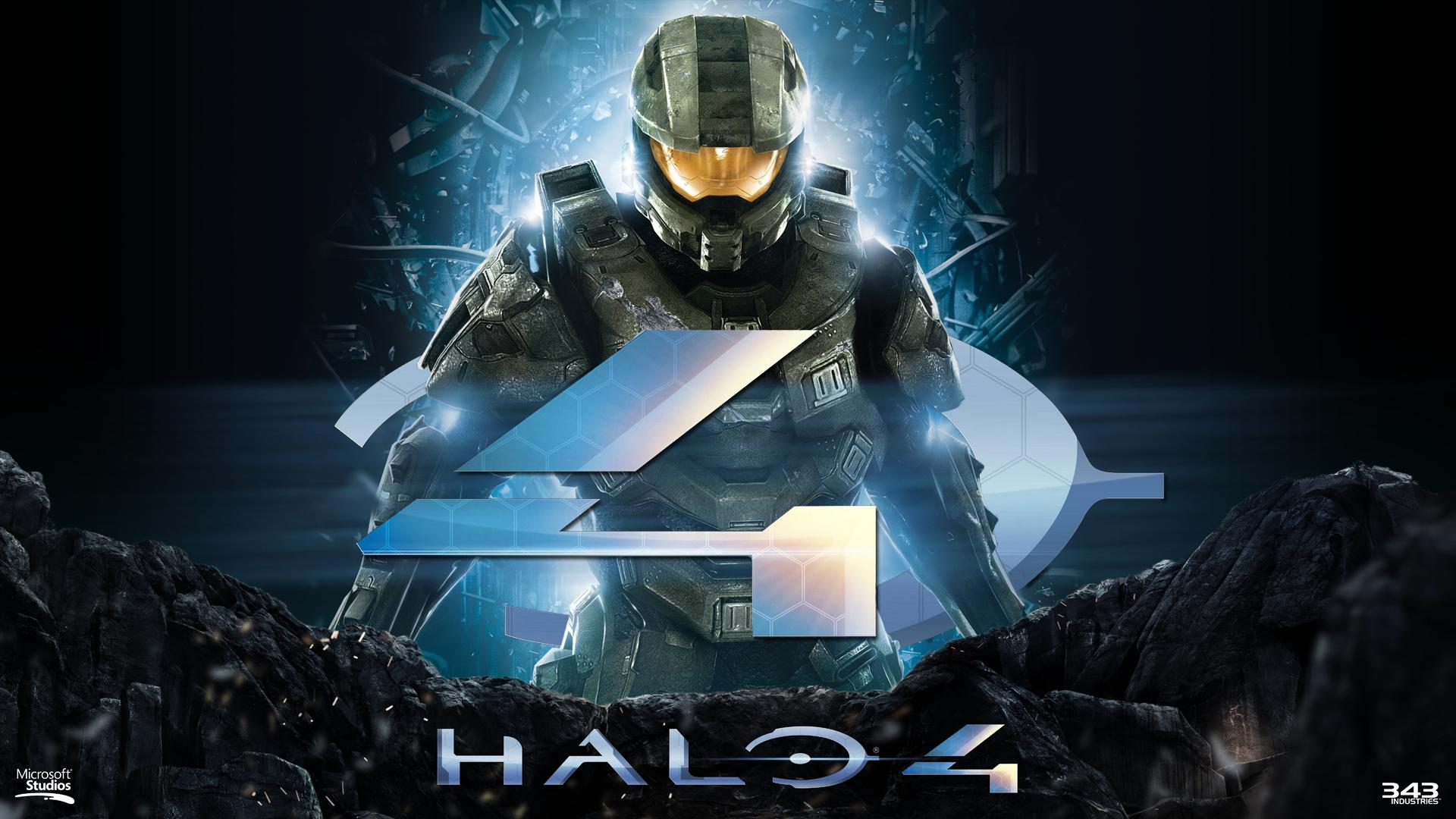 HQ Halo 4 Wallpapers | File 202.21Kb