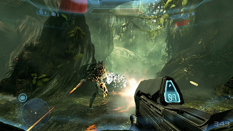 461x259 > Halo 4 Wallpapers