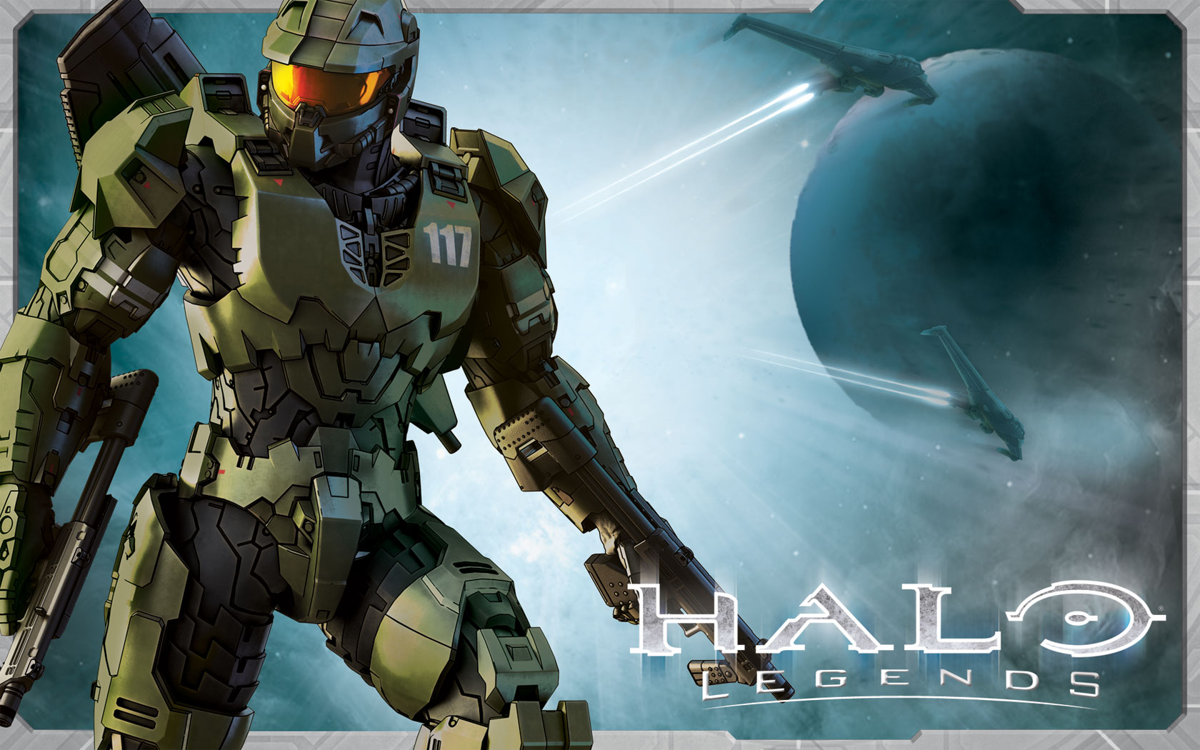 Images of Halo Legends | 1680x1050