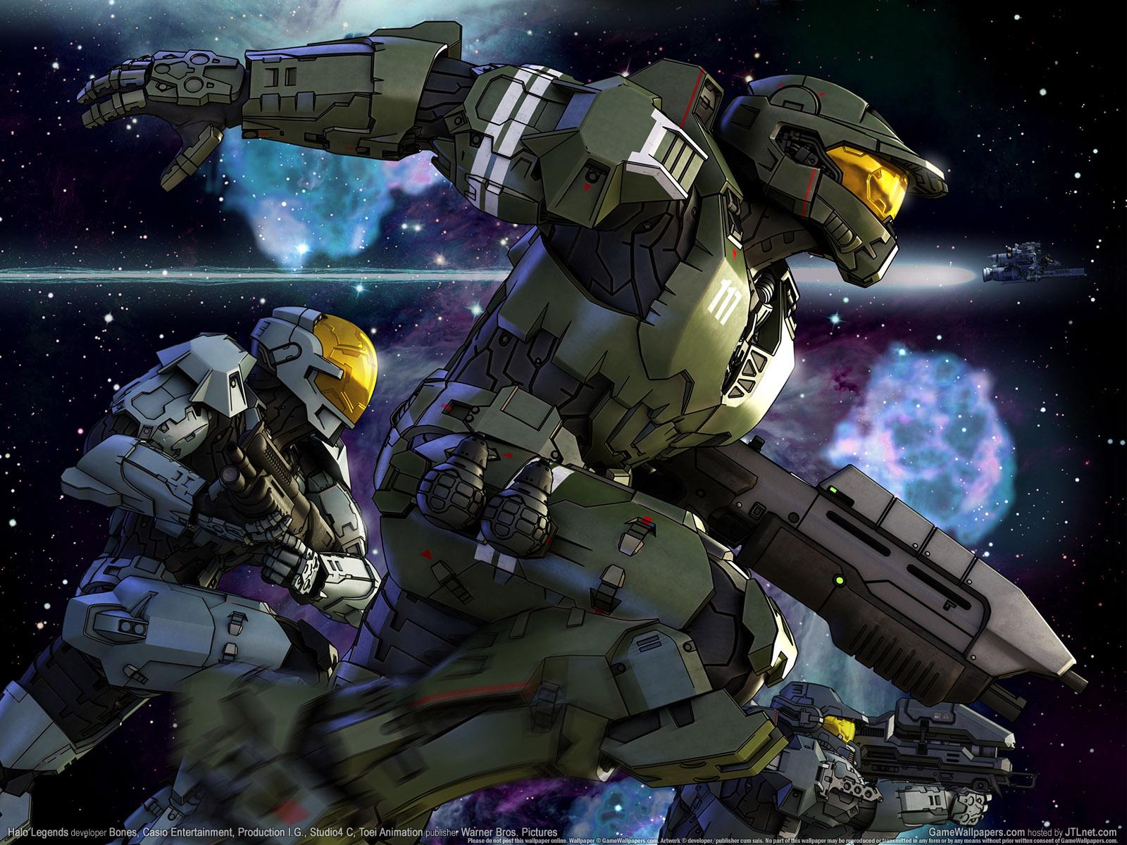 Halo Legends #6