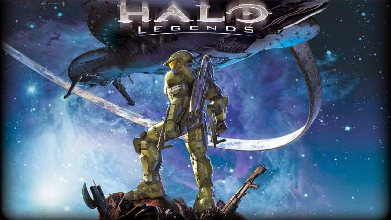 Nice wallpapers Halo Legends 1280x720px