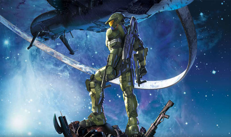 Amazing Halo Legends Pictures & Backgrounds