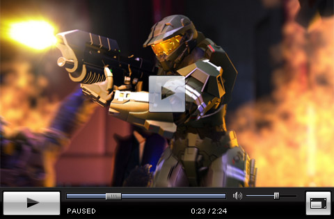 High Resolution Wallpaper | Halo Legends 480x315 px