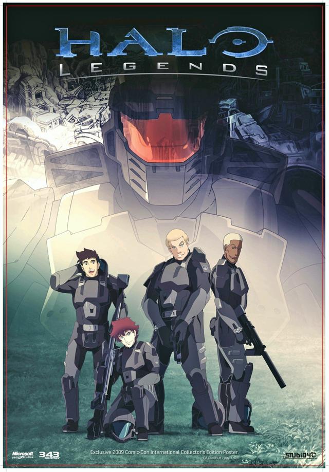 Halo Legends #11