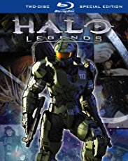 Nice wallpapers Halo Legends 183x230px