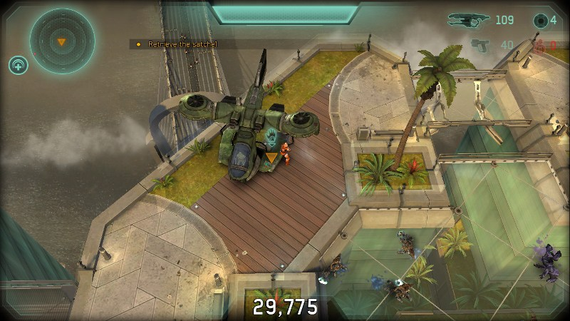 Halo: Spartan Strike HD wallpapers, Desktop wallpaper - most viewed