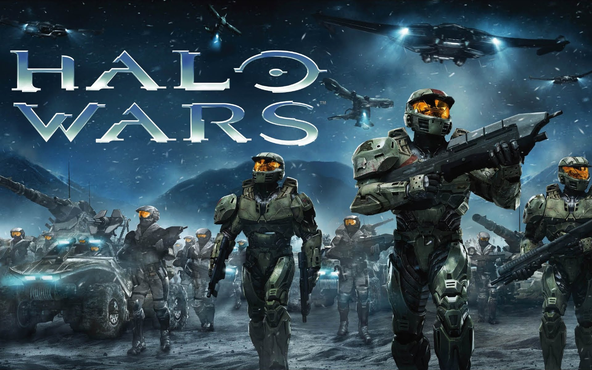 Halo Wars Backgrounds on Wallpapers Vista