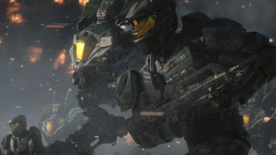 Halo Wars 2 Backgrounds, Compatible - PC, Mobile, Gadgets  542x305 px