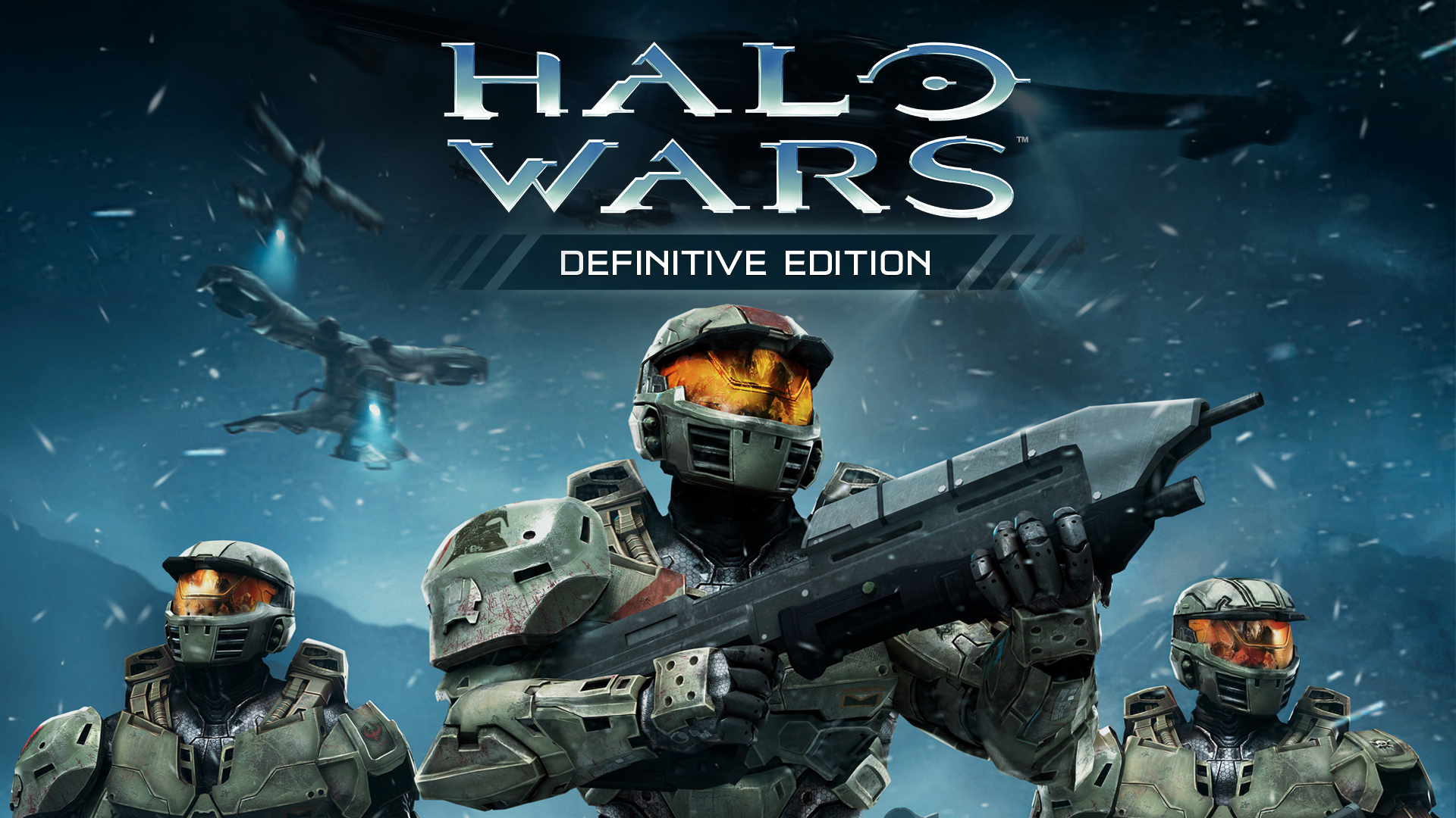 Nice wallpapers Halo Wars 1920x1080px