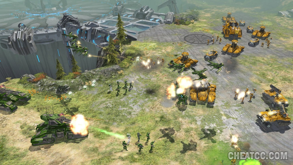 1024x576 > Halo Wars Wallpapers