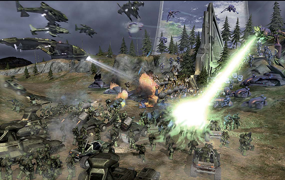 HQ Halo Wars Wallpapers | File 212.47Kb