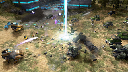 Nice wallpapers Halo Wars 450x253px