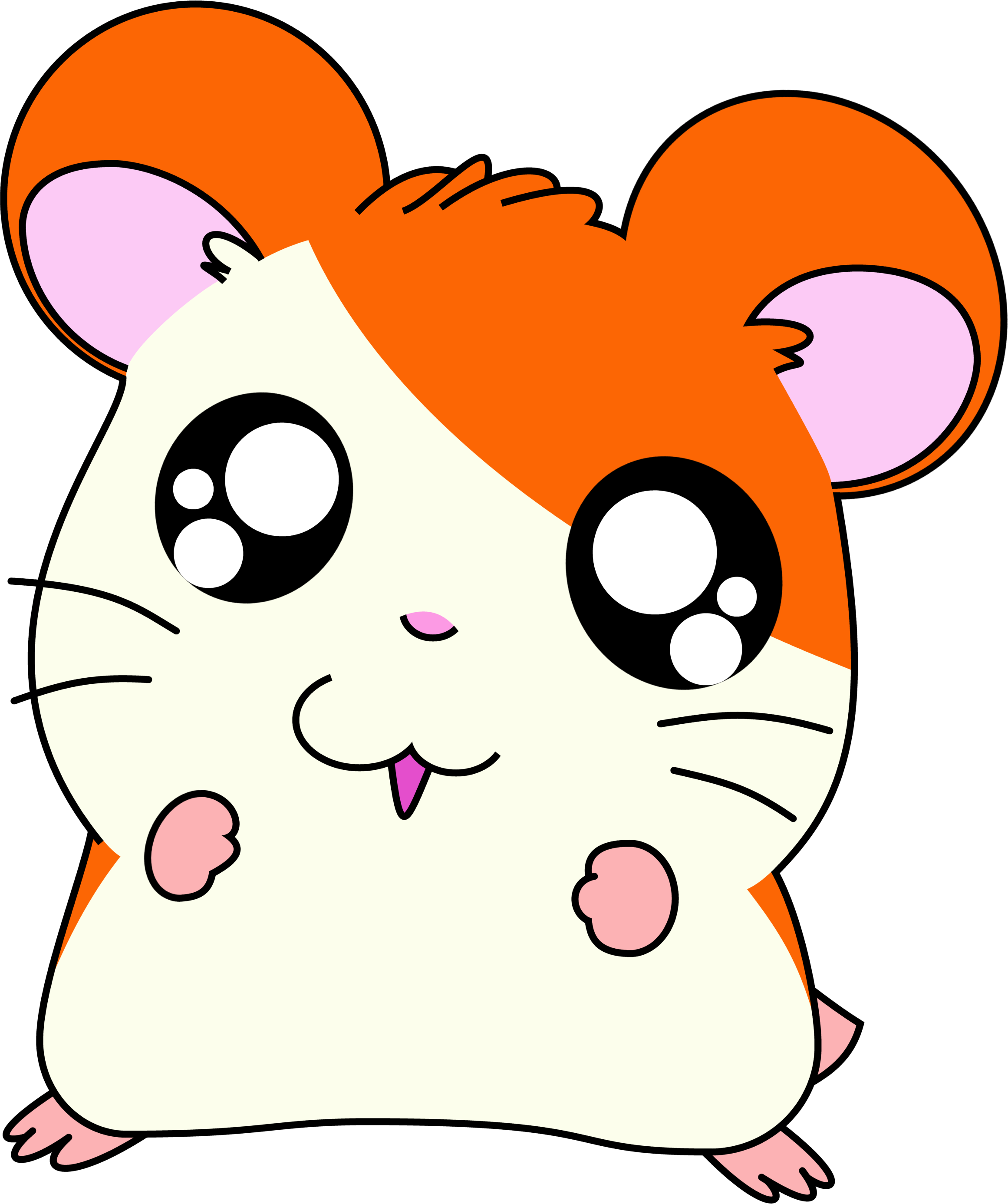 HD Quality Wallpaper | Collection: Anime, 2322x2773 Hamtaro
