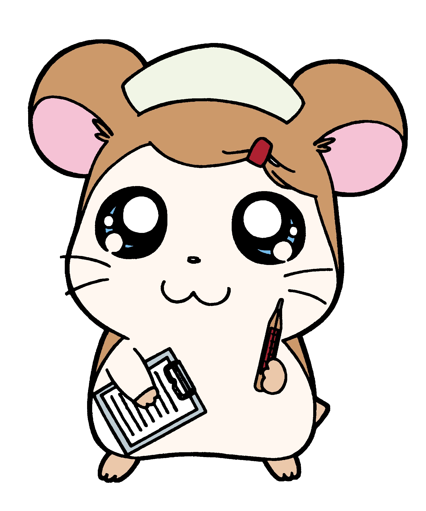 Images of Hamtaro | 1756x2104