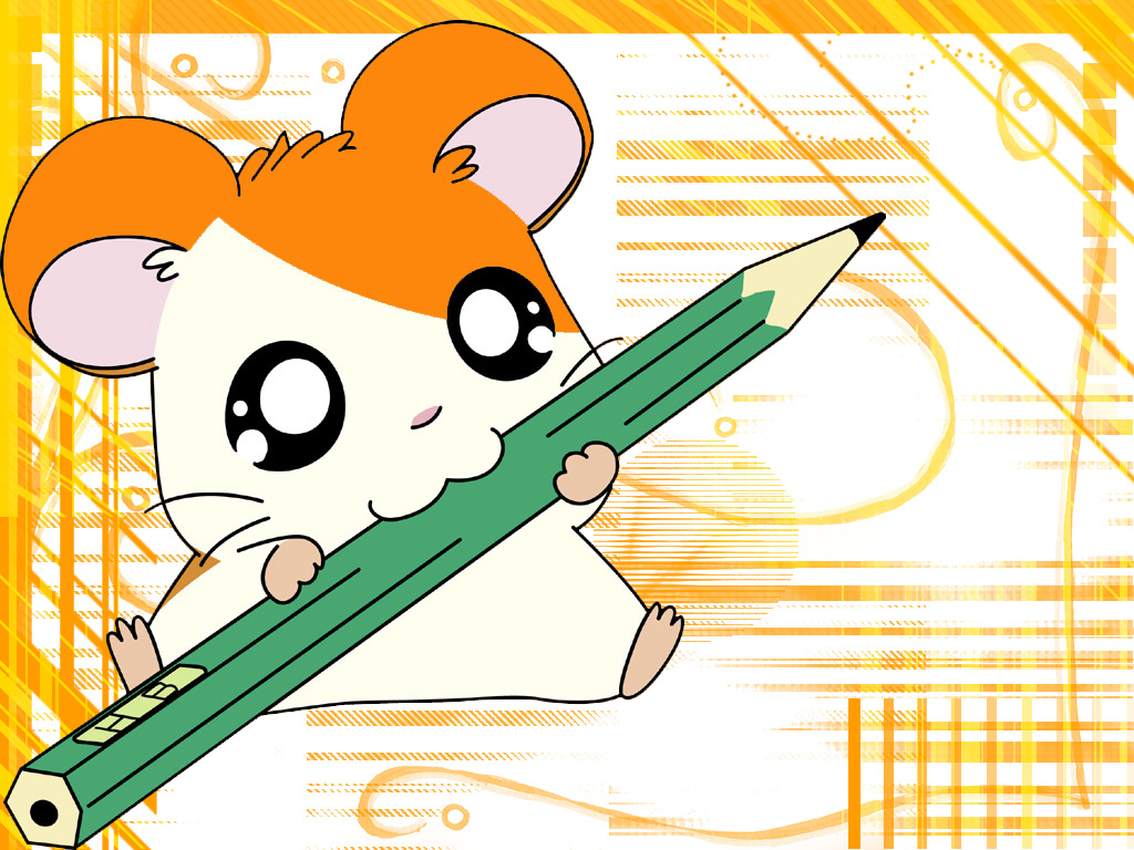 High Resolution Wallpaper | Hamtaro 1024x768 px
