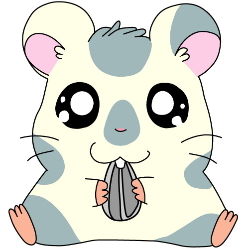 500x500 > Hamtaro Wallpapers