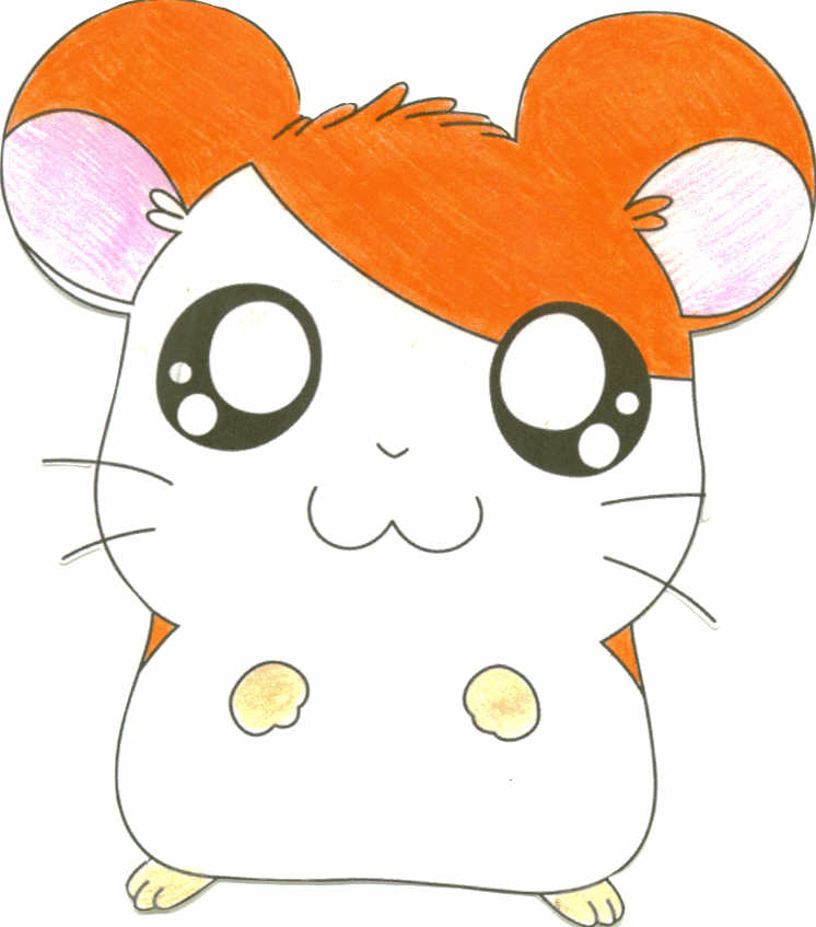 Images of Hamtaro | 746x847