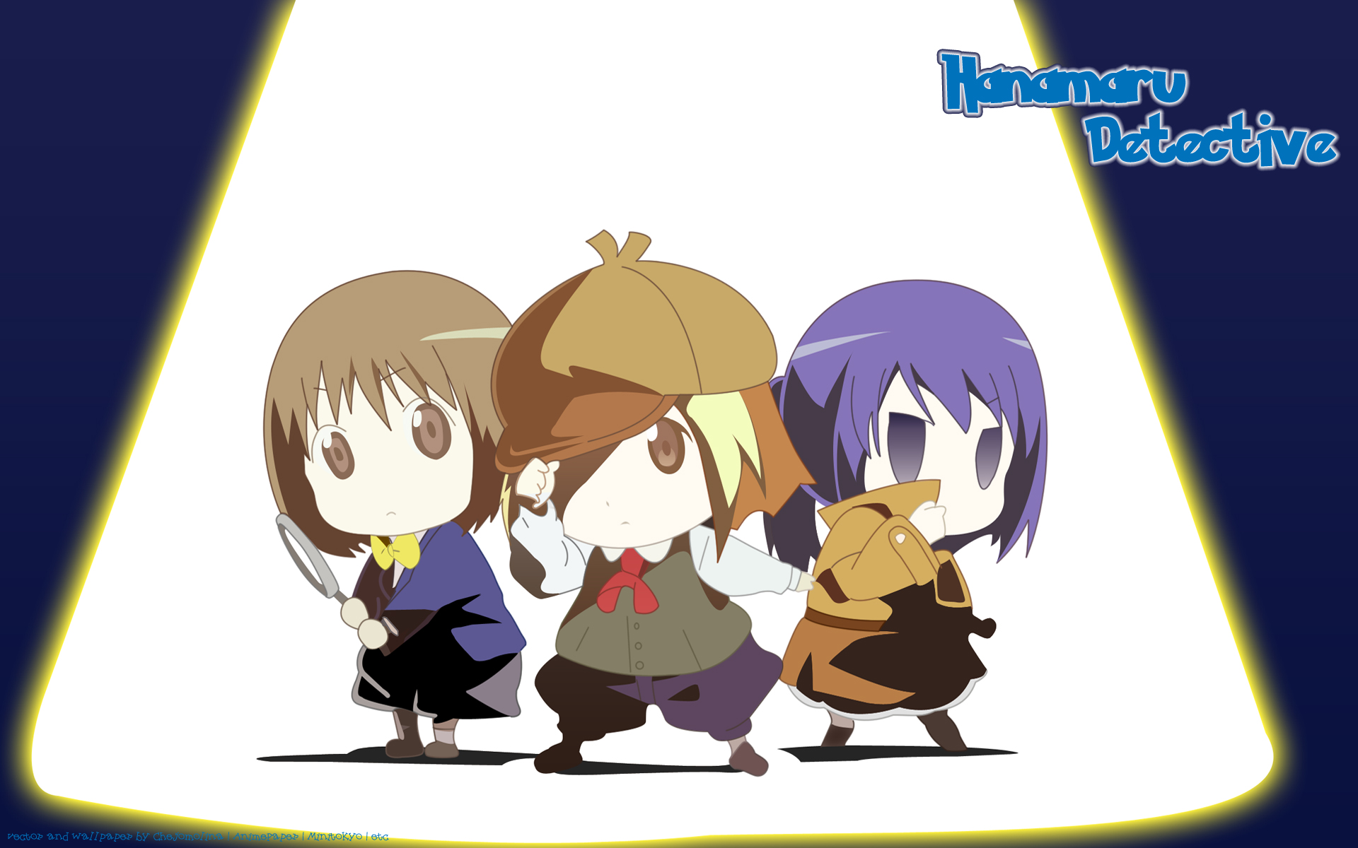 HD Quality Wallpaper | Collection: Anime, 1920x1200 Hanamaru Youchien