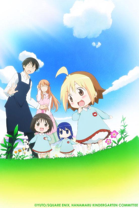 Hanamaru Youchien Pics, Anime Collection