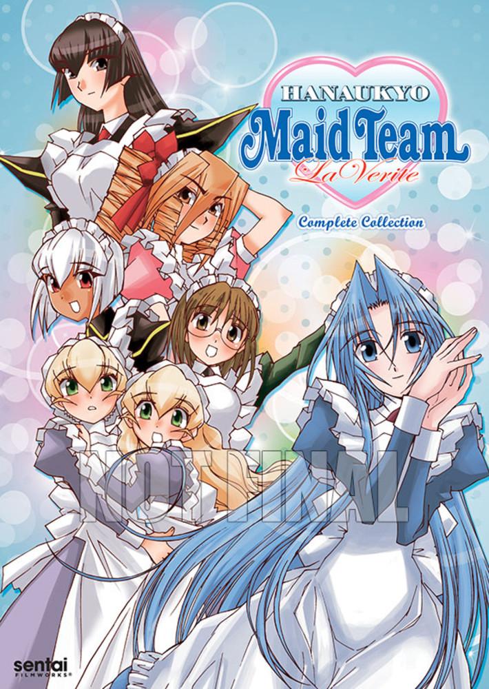 Hanaukyo Maid Team: La Verite High Quality Background on Wallpapers Vista