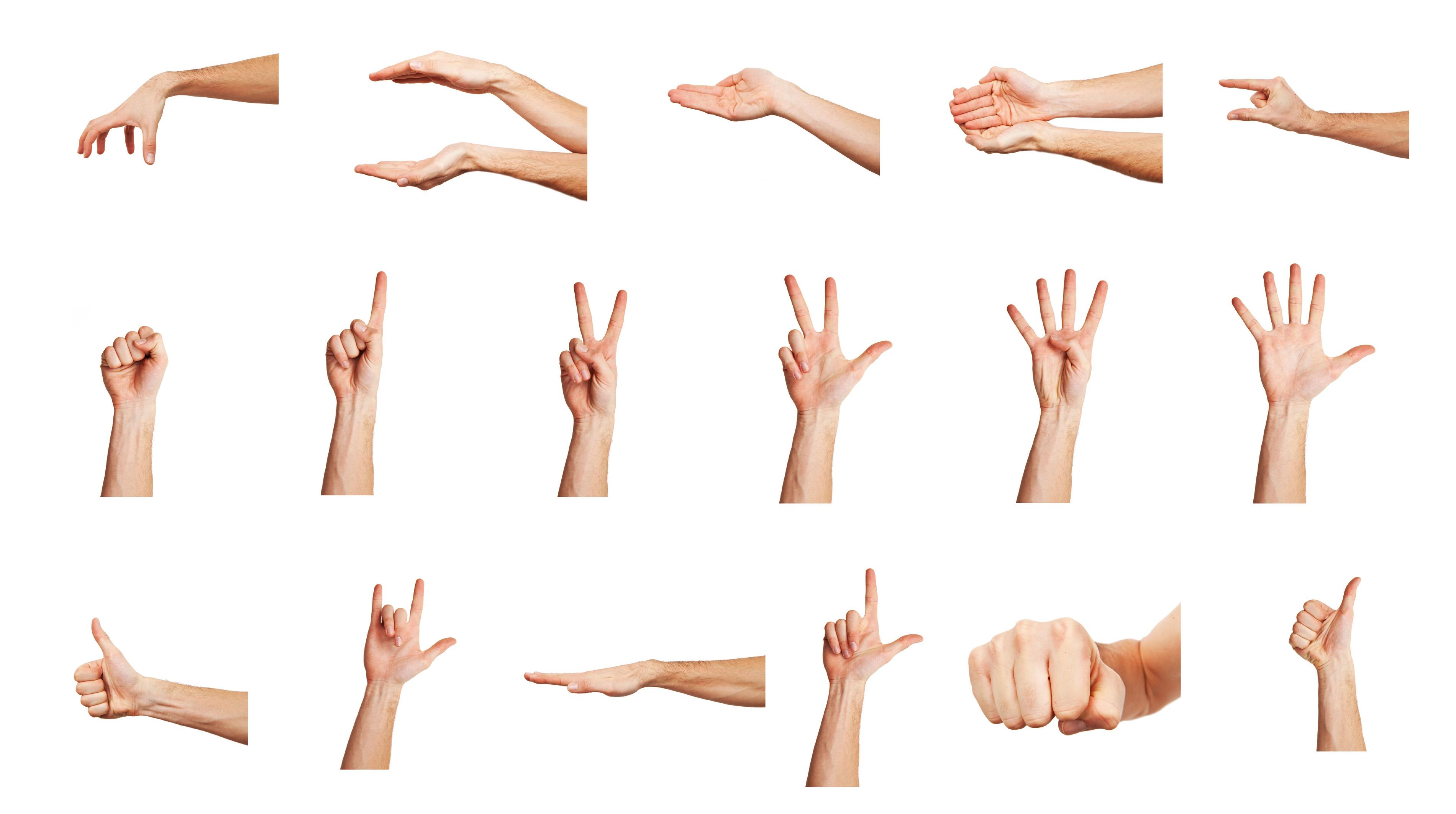 Hand Gesture #3