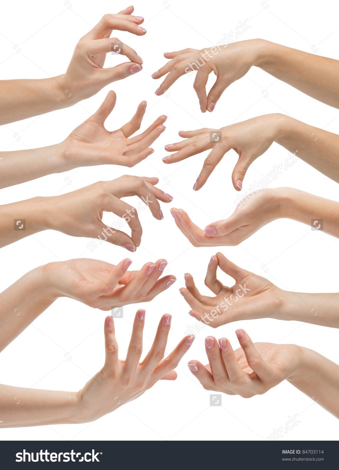 Hand Gesture #7