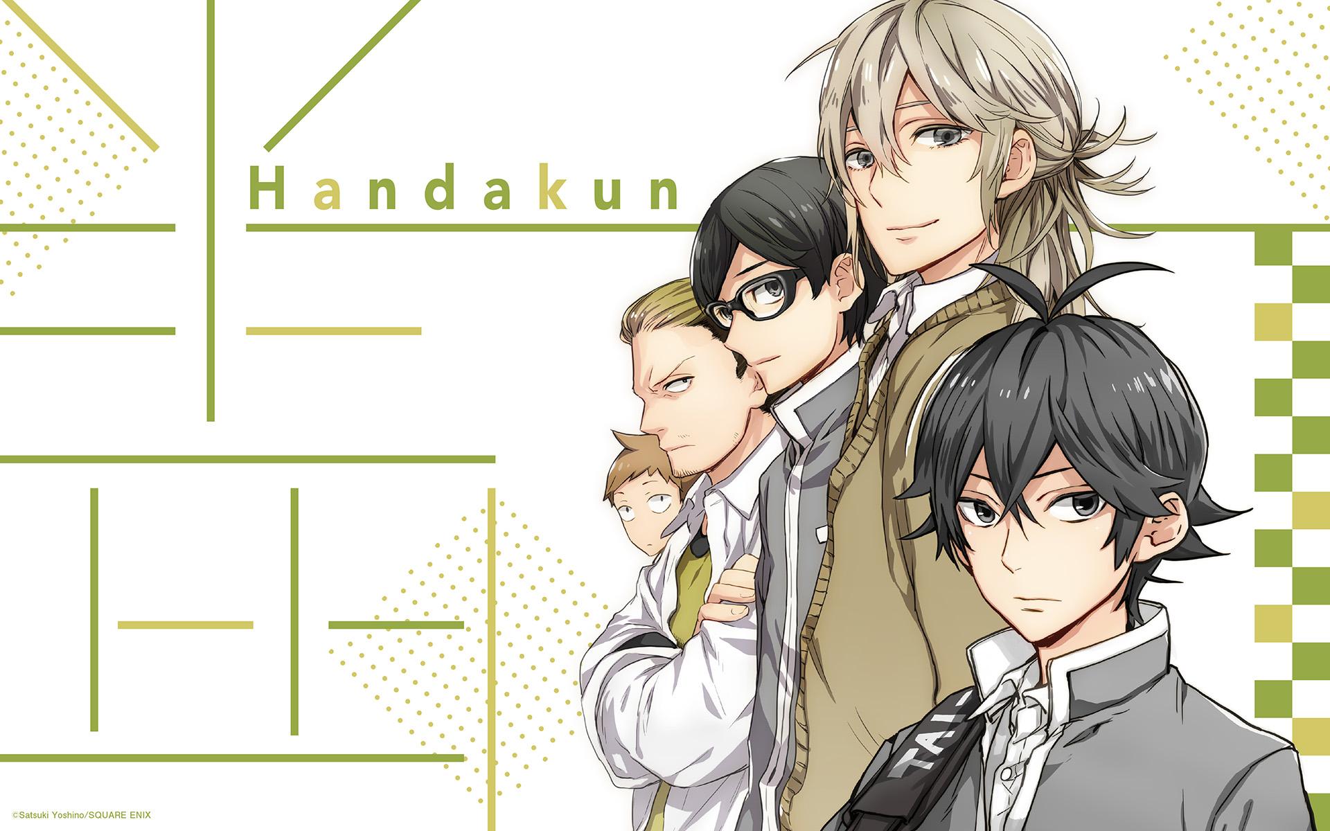 Amazing Handa-Kun Pictures & Backgrounds