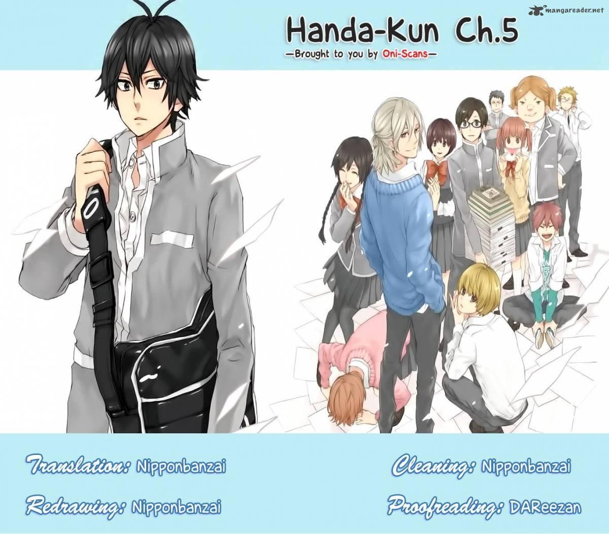 Handa-Kun High Quality Background on Wallpapers Vista