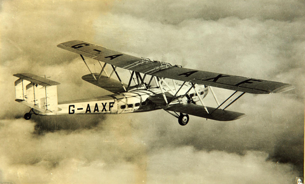 Handley Page H.P.42 Pics, Vehicles Collection