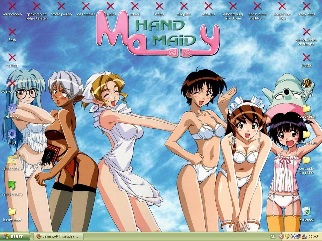 Handmaid May #2