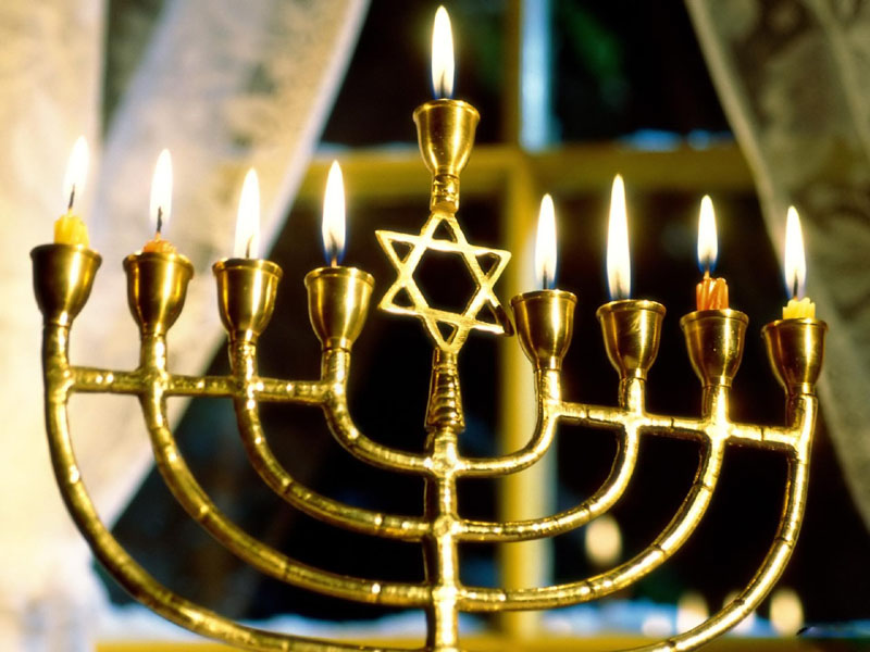 Hanukkah Backgrounds, Compatible - PC, Mobile, Gadgets| 800x600 px