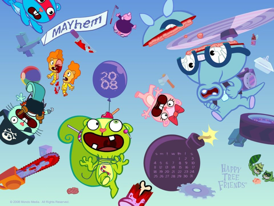 Happy Tree Friends High Quality Background on Wallpapers Vista