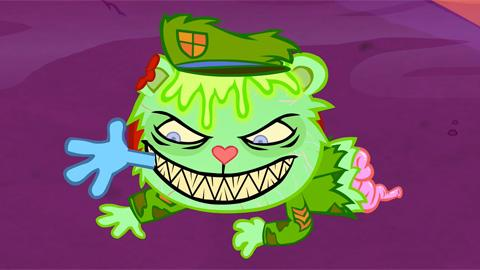 Nice Images Collection: Happy Tree Friends Desktop Wallpapers